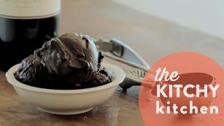How To Make Chocolate Sorbet // Living Deliciously With Chateau Ste. Michelle