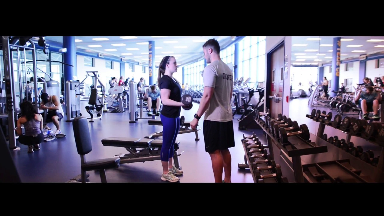 Find Your Fit Wvu Student Recreation Center Youtube