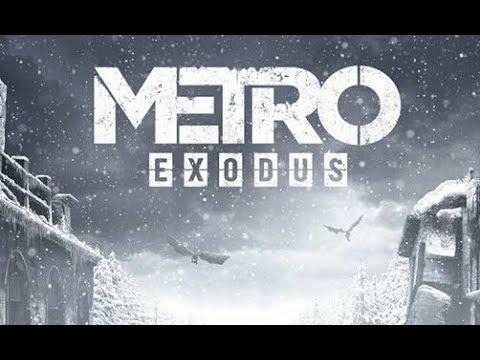 Metro Exodus | Что ждать от Метро: Исход | Первые детали новой игры от создателей STALKER