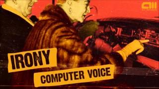 Irony - Computer Voice [ALLCD006]