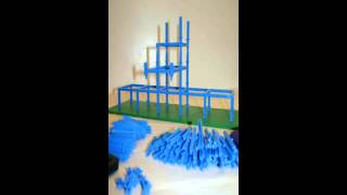 Girder & Panel - Tekton Tower Building Set
