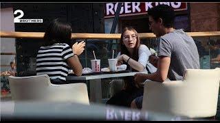 مقلب | الاكل من اكل الناس في تركيا - شاهد ردة فعل الأتراك