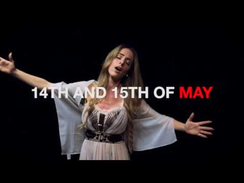 Interview: Isabel, Soprano, Opera Singer (EMOTIONS: 14th and 15th May, DUCTAC Mall of the Emirates)