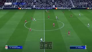 Fifa 20 Demo with Santi a valer skin at Fortnite