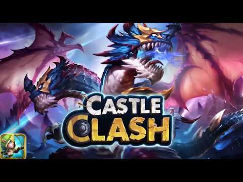 Introducing Equipment - Castle Clash Preview