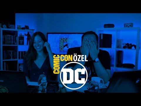 Wonder Woman, Justice League, Suicide Squad | Comic-Con 2016 Özel #2