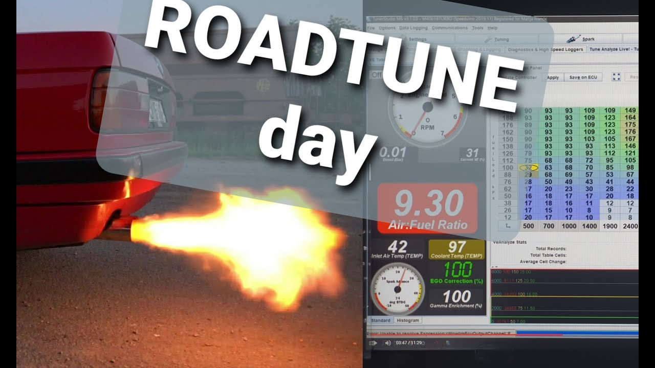 M40B18 turbo roadtune and NEW PROJECT REVEAL!!!! - YouTube