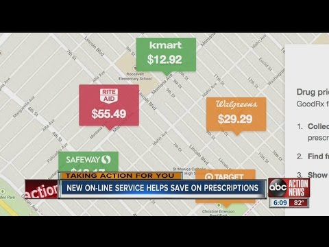 You can compare drug prices online, finally