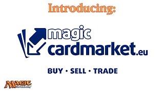 MagicCardMarket.eu - Introduction (EN)