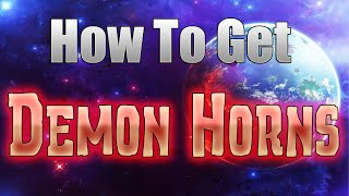 Dc Universe Online - How to Get Glowing Demon Horns
