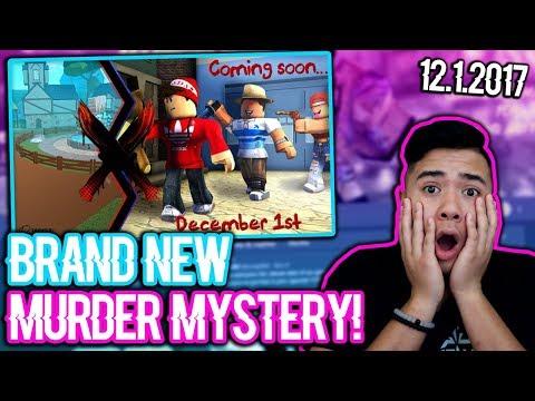 BRAND NEW ROBLOX MURDER MYSTERY GAME!!! (Roblox MMX)