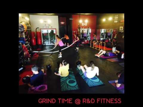 R&D FITNESS Tampa Functional Fitness Personal Training Studio