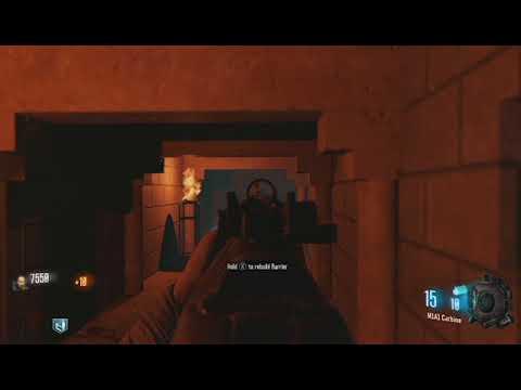 BO3 Custom Zombies On The Pharaoh's Curse!!!!!!!!!!!!!!!!!!