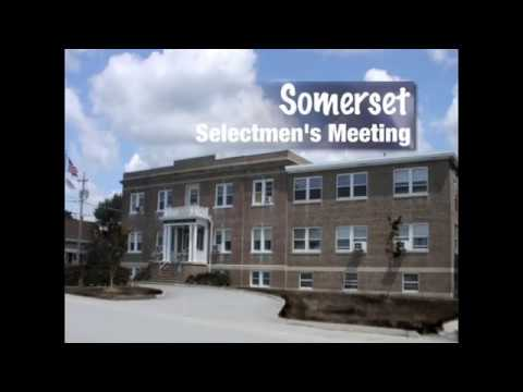 Somerset Board of Selectmen - April 26, 2017