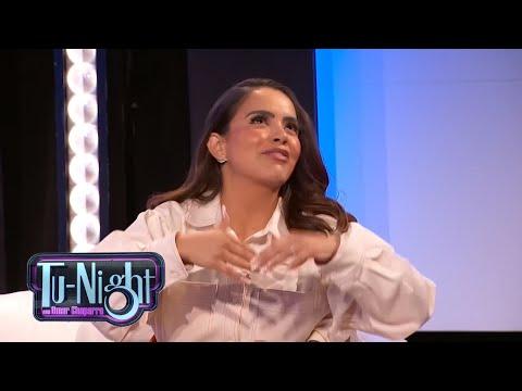 SAMADHI ZENDEJAS conoce a su primer amor en TELENOVELA - MARIA ELISA CAMARGO cantando | Tu-Night