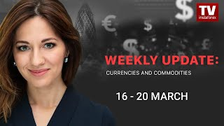 InstaForex tv news: Market dynamics: World is shutting down, financial crisis looms