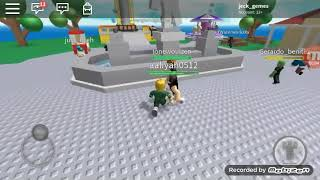 ROBLOX-Surviving with cousin