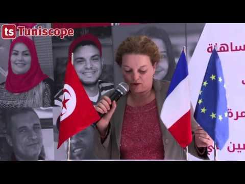Allocution de Mme Charlotte Beck Chef de projets Agence française de developpement