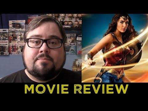 WONDER WOMAN Movie Review - DCEU (2017)