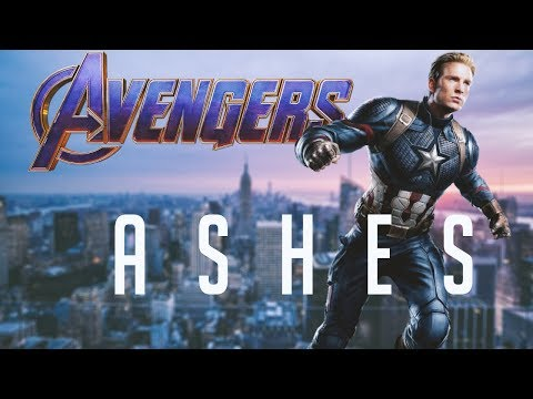 """Avengers """"Ashes"""" Celine Dion Music Video"""