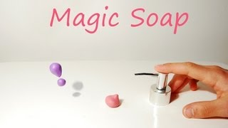 Magic Soap Stop Motion Animation