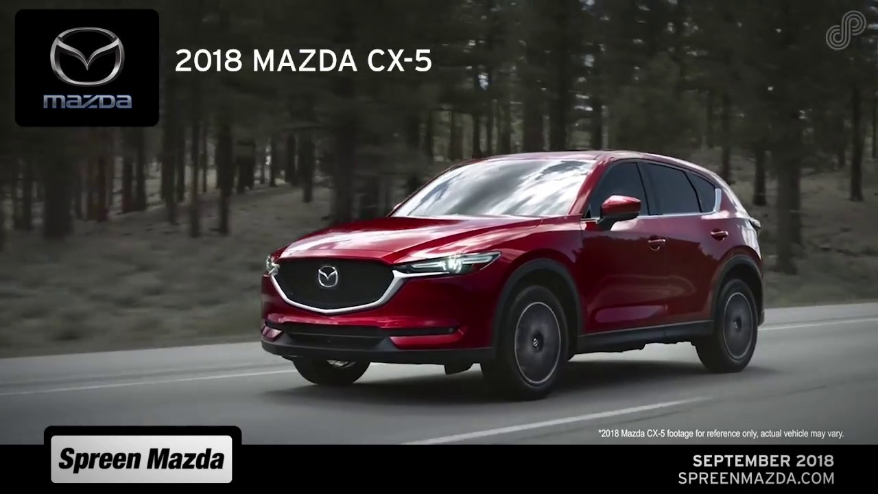 mazda cx 5 lease special sep 2018 youtube. Black Bedroom Furniture Sets. Home Design Ideas