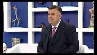 Milli Onkologiya Mərkəzi cərrah onkoloq Nazim Quliyev (07.11.2019)