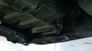 Transmission fluid drain and fill service 2002 Honda CRV CR-V