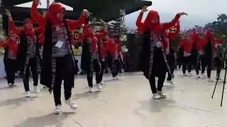 Gak Mau Pulang Maunya DiGoyang Dance- Iva Lola