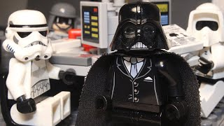The Lego Star Wars Office