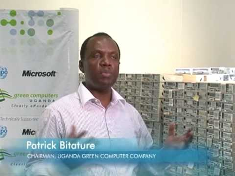 Uganda Green Computer Company, February 2009
