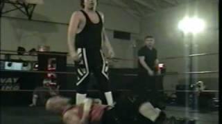 Holiday Havoc 11/25/06 (GCW Tag Team Title Match) Bum Rush Brothers Vs. European Union