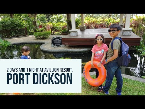 2 days & 1 Night at Avillion Resort,  Port Dickson