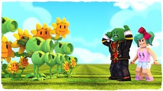 👉 ROBLOX - PLANTAS VS ZOMBIES (Plantas vs Zombies en Roblox)