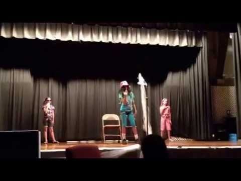 Jazmyn - West Decatur Elementary School Talent Show