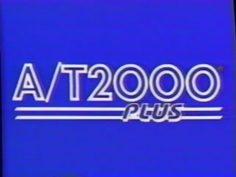 A-T2000 Care & Mainenance - 1993 VHS Instructional Video
