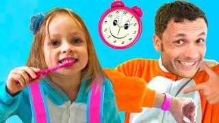 Пора в школу - Детская песня | Песни для детей с Майей и Машей