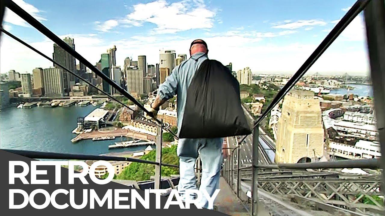 Extreme Jobs: Bridge Rigger, Venom Hunter, Jet Fueler | Retro Docs | Free Documentary