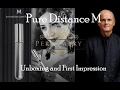 PUREDISTANCE M - Unboxing and First Impression - Quick Review By Projekt Perfumery India