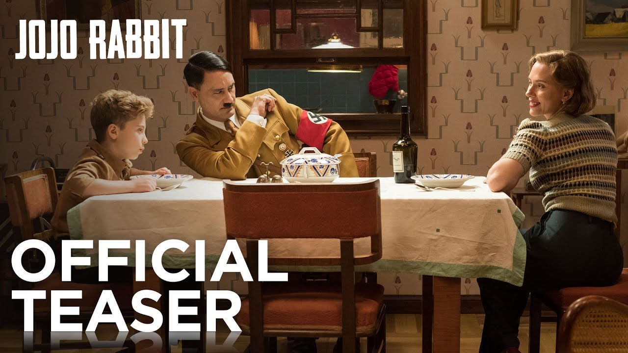 Watch The Trailer For Taika Waititi S Anti Hate Satire About