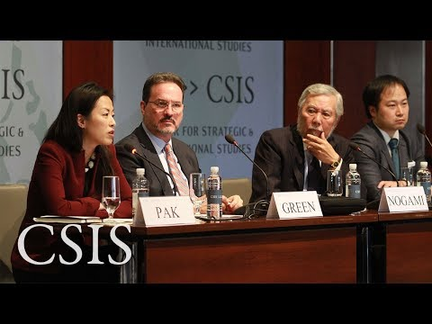2018 U.S.-Japan Security Seminar: Next Steps on North Korea