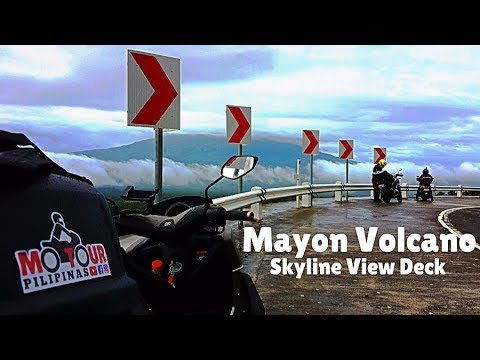 BICOL EPIC RIDE: Bagasbas, Daet, Camarines Norte│Mayon View Deck and Zeny's Restaurant (Tour 06)