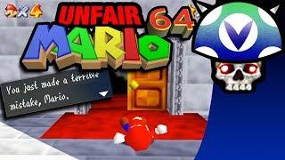 [Vinesauce] Joel - Unfair Mario ( Mario 64 Hack )