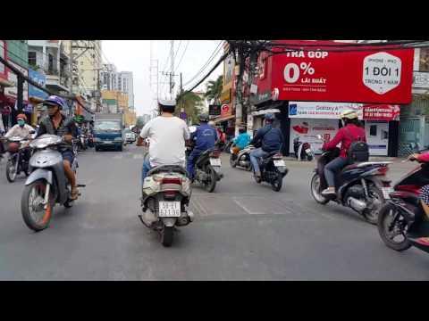 Thuận Kiều, Lê Đại Hành,Âu Cơ,Sài Gòn trưa 22 tháng Giêng Đinh Dậu