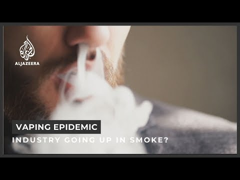 Will e-cigarette industry go up in smoke over health epidemic? thumbnail