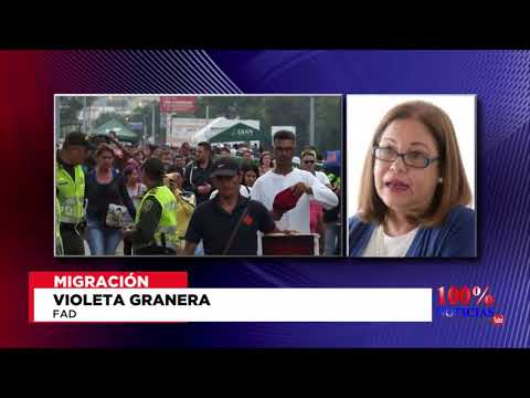 Venezolanos podrán entrar a Nicaragua sin necesidad de visa