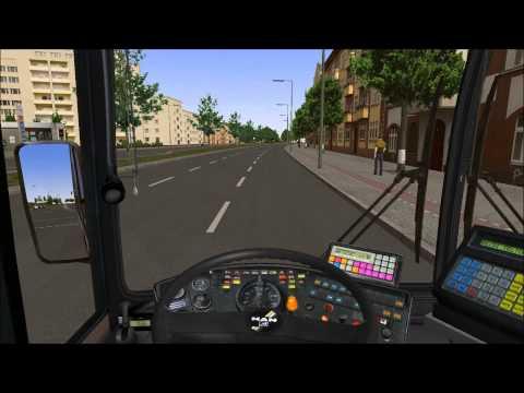 OMSI 2: Spandau Line 5 (HALF ROUTE)(HD)
