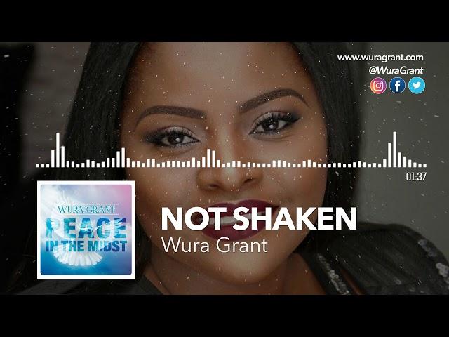NOT SHAKEN By Wura Grant
