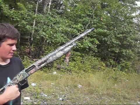 Mossberg Model 535 Pump Shotgun