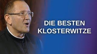 Pater Karl Wallner erzählt Klosterwitze